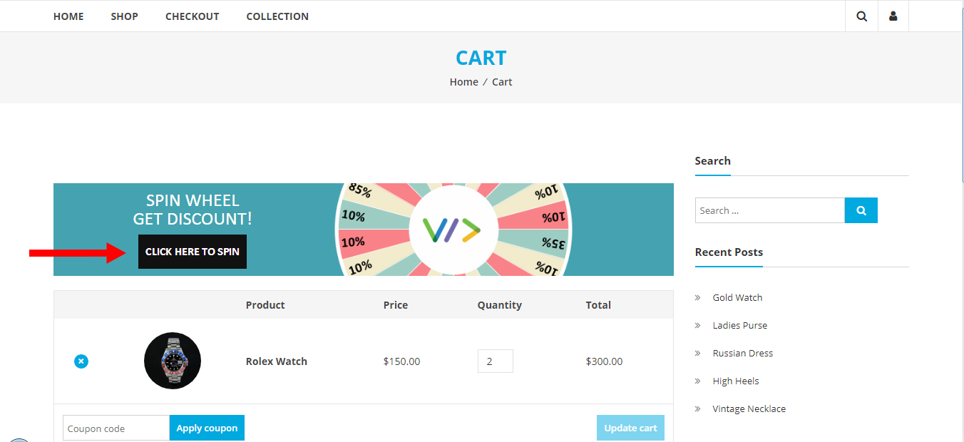 SPINNER WOOCOMMERCE PLUGIN - 6